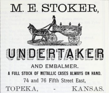 topeka undertaker
