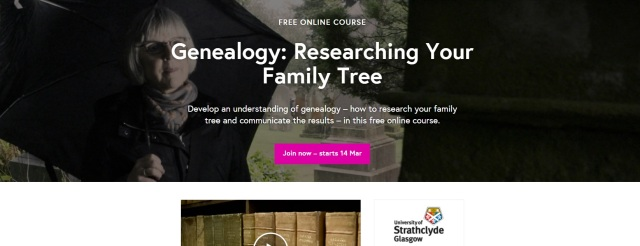 Genealogy Researching Your Family Tree Future Learn