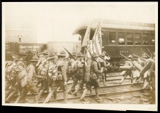 wwi american soldiers