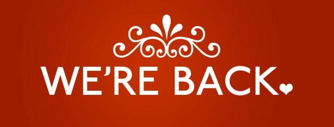 we're back red short