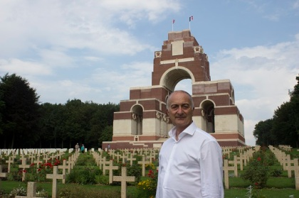 Tony Robinson's World War 1