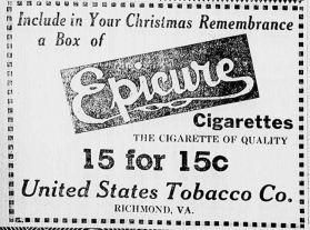 Epicure cigarettes