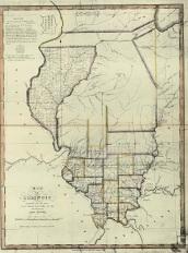 1818 Map of Illinois (JPEG) small