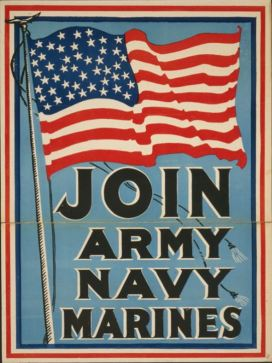 join the army navy marines