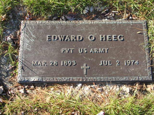 Heeg Headstone