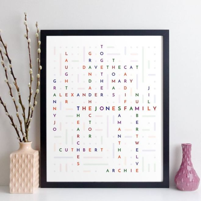 etsy family crossword