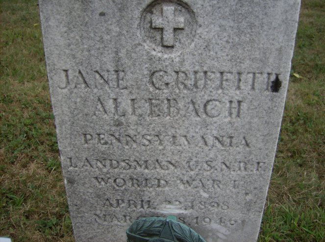 jane griffith Allebach