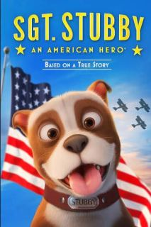 sgt stubby movie