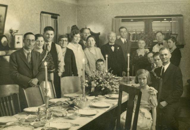 dudek family 1932